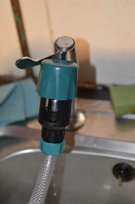 Tap Adaptor