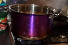 The Watched Pot